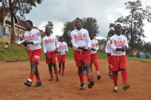 Voetbalcompetitie voor vrouwen