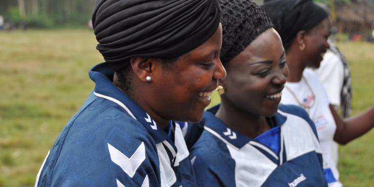 Kivu in actie
